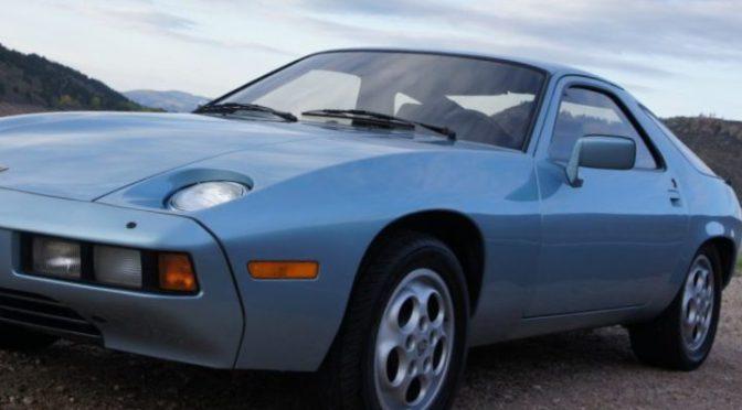 Weissach | Porsche | hace 40 años llegaba el mejor eje