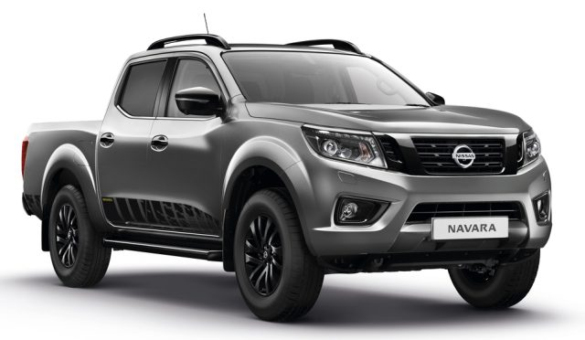 Frontier N-Guard | Nissan | lanzamiento de una versión especial