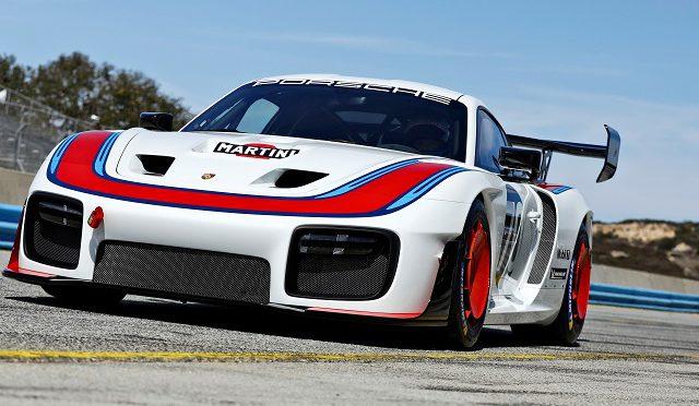 935   Porsche   un estreno mundial