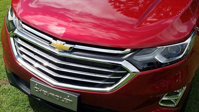 Equinox | Chevrolet | lanzamiento de una SUV estrella