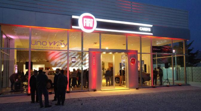 FCA | Fiat | nuevo concesionario en Trenque Launquen