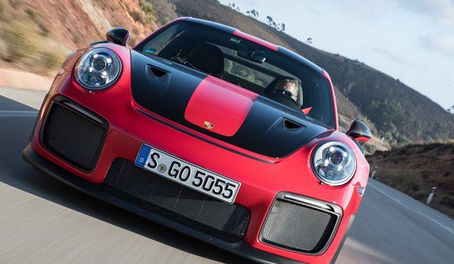 911 GT2 RS | Porsche | 700 CV llegaron a la Argentina