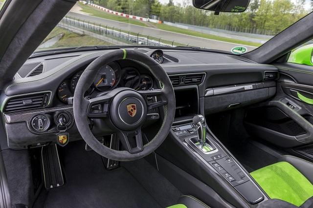 Porsche 911 Gt3 Rs Pruebautos 3 Pruebautos