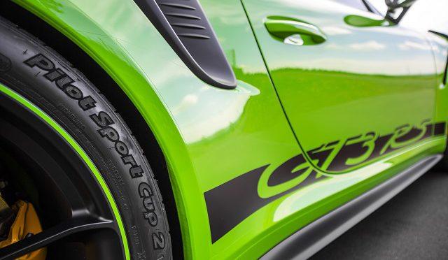 911 GT3 RS | Porsche | ya en Argentina otros 520 CV