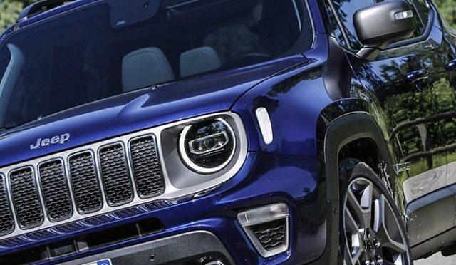 Renegade Híbrido | Jeep | un nuevo SUV eléctrico