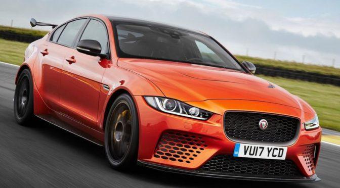 XE SV Project 8 | Jaguar | el sedán mas rápido del mundo