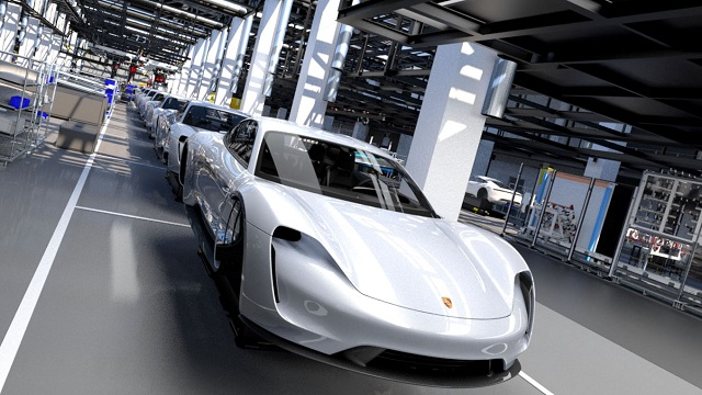 Taycan | Porsche | comenzó la era eléctrica en Stuttgar