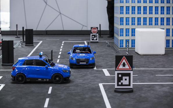 Audi | Autonomous Driving Cup 2018 tiene un ganador