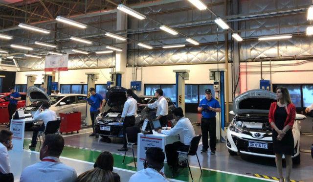 Toyota | 2018 | Concurso Nacional para concesionarios