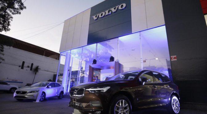 Volvo | nuevo showroom en Tucumán