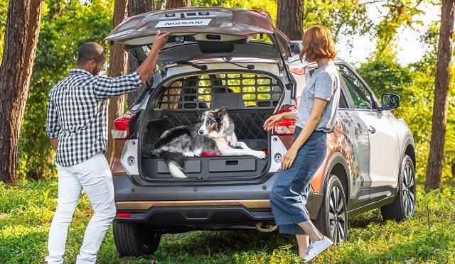 Kicks For Pets | Nissan | presenta un concepto familiar