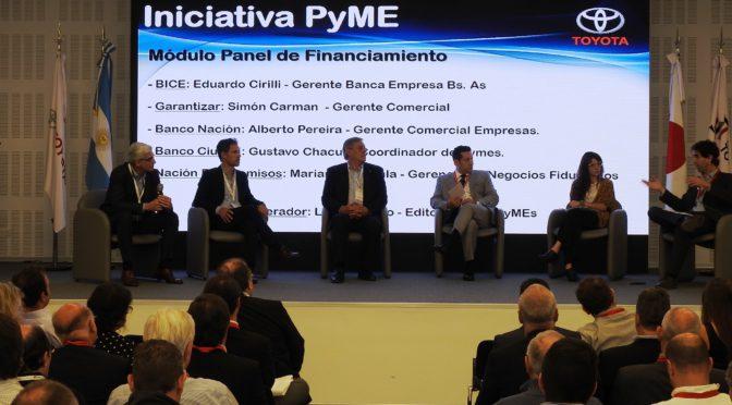 Iniciativa Pyme | Toyota | desarrolla su cadena de valor