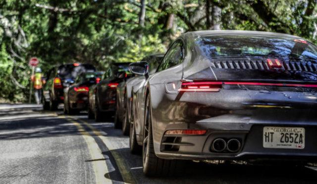 911 | Porsche | aquí sus siete generaciones