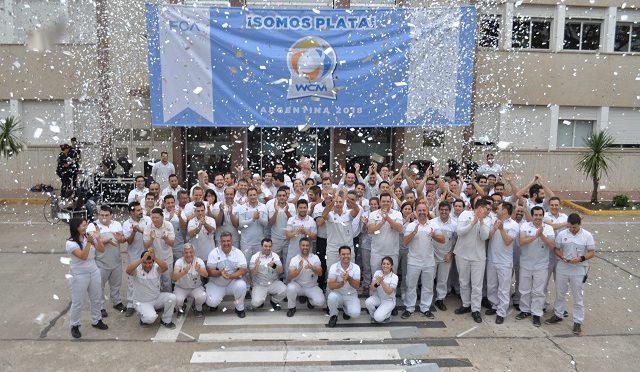 FCA | su fábrica cordobesa logra el nivel Plata en WCM