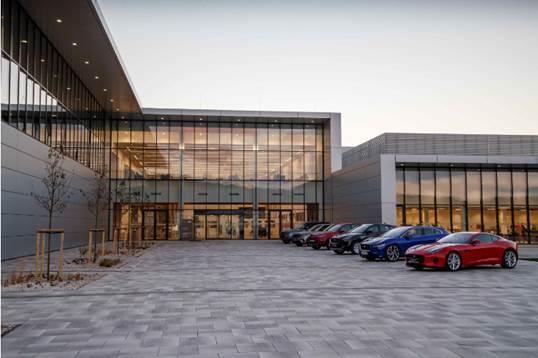 Jaguar / Land Rover | nueva planta en Eslovaquia