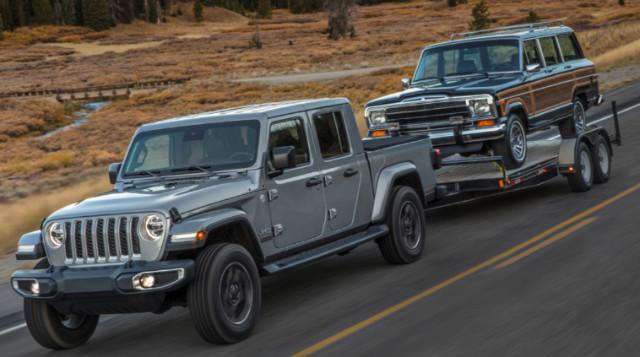 Gladiator 2020 | Jeep | Historia | aquí las distintas generaciones