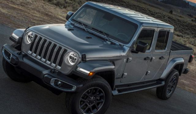 Gladiator 2020   Jeep   la histórica pick-up está retornando