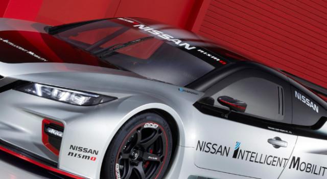 LEAF NISMO RC | Nissan | eléctrico y de competición