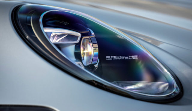 Porsche | vende 116 964 vehículos en el primer semestre de 2020