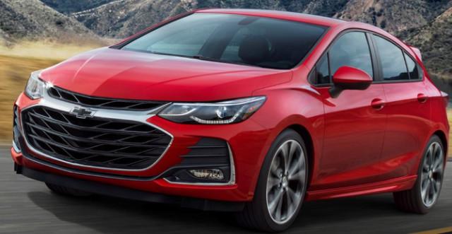 Cruze 2019 | Chevrolet | está llegando la nueva generación
