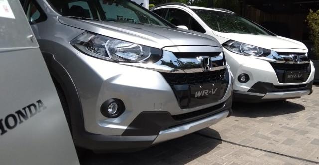 WR-V | Honda | lanzamiento del CUV en Argentina