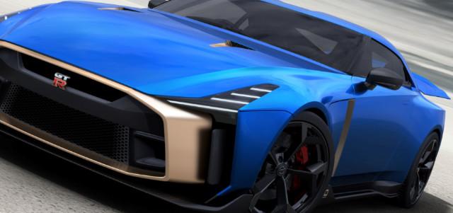 Nissan | confirma la producción del GT-R50 de Italdesign
