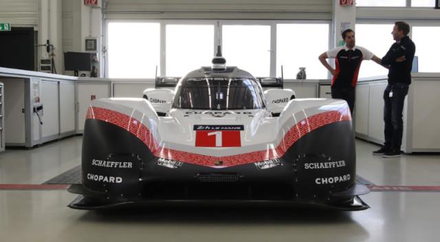 919 Hybrid Evo | Porsche | analisis del auto record