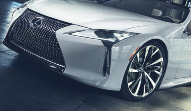 LC Convertible Concept | Lexus | hizo su debut mundial en Detroit 2019