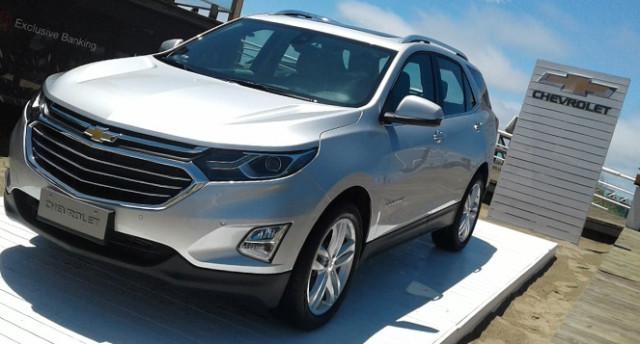 Chevrolet | Verano 2019 con travesías y test drives en…