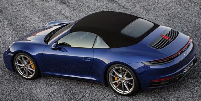 911 Cabriolet | Porsche | aquí el primer exponente derivado de la 992