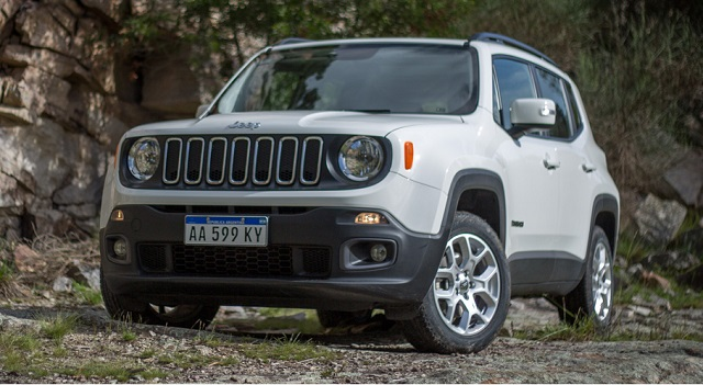 Renegade | Jeep | Recall preventivo