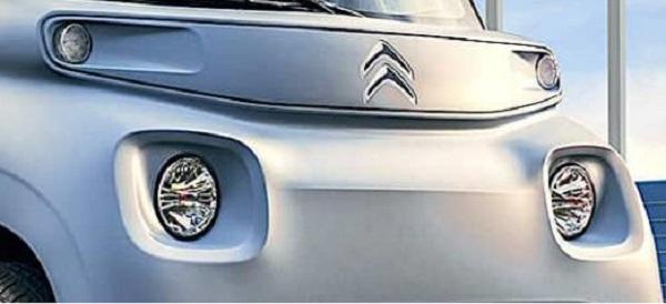 AMI | Citroën | se presentó este urbano eléctrico