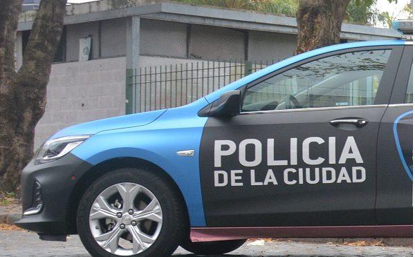 General Motors | CABA | Entregó 10 unidades para el traslado policíal