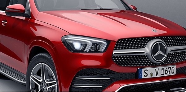 Mercedes-Benz GLE   llegó el nuevo SUV de alta gama