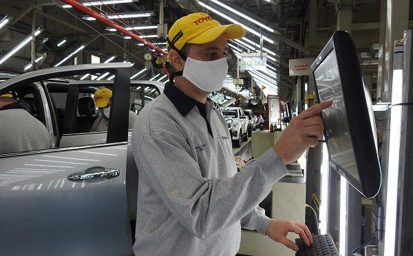 Toyota | Zárate  | ya produce con el 100% de energía eléctrica