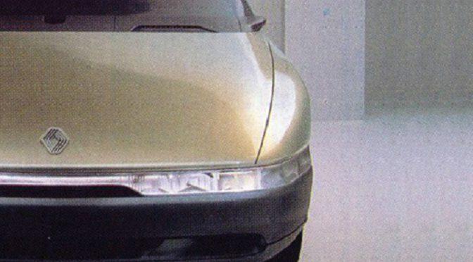 Megane Concept | Renault | la visión de futuro que Opron le dejó