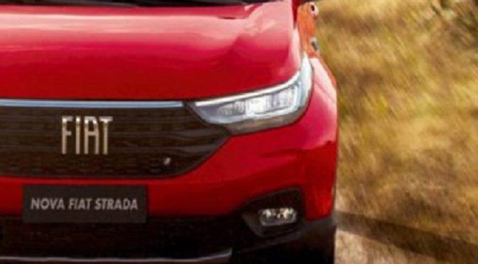 Strada 2021 | Fiat | la nueva pick-up se presentó en Brasil