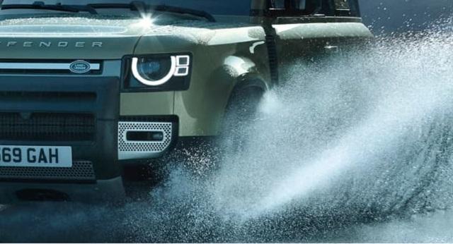 Defender 2020 | Land Rover | aquí el sustituto del mito