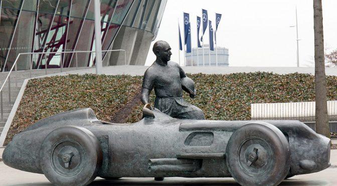 Fangio | Mercedes-Benz | conmemora los 109 años de su nacimiento