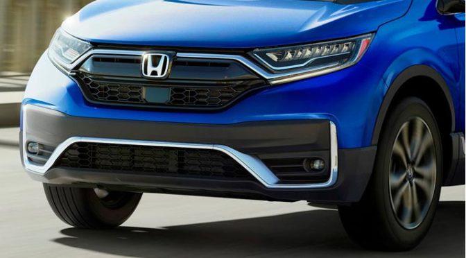 Honda | Argentina | Llegó el restyling de la CR-V 2020