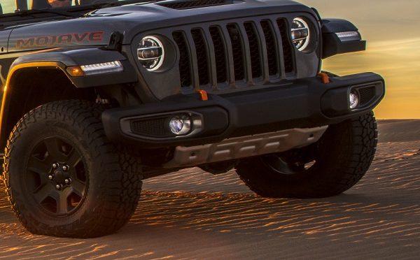 Gladiator 2020 | Jeep | primer nombramiento para el utilitario