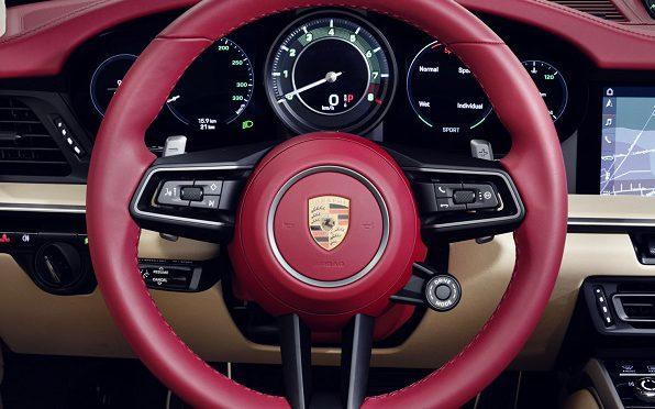 Porsche | La historia del escudo