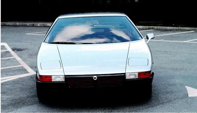 Medusa Concept | Lancia | aerodinámico e innovador