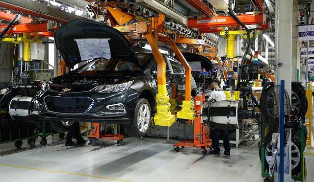 General Motors   reabre su Planta de Alvear