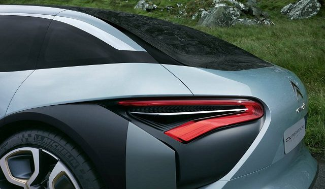 ë-C4 Concept   Citroën   compacto 100% eléctrico