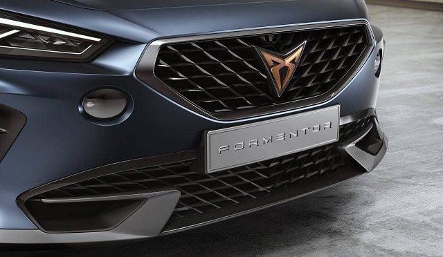 Formentor | Cupra | la marca distintiva de SEAT tiene su SUV