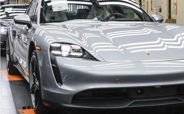 Porsche | Albrecht Reimold | cómo han hecho para reactivar su producción