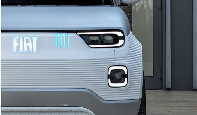 Centoventi | Fiat | Mejor Concept Car de 2019