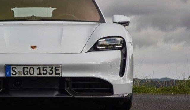 Taycan | Porsche | La seguridad pasiva a partir de su diseño estructural