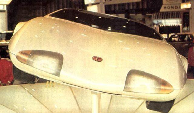 EX-III Concept | Toyota | con la mira en el futuro